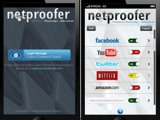 In Pictures: Apps come to the router