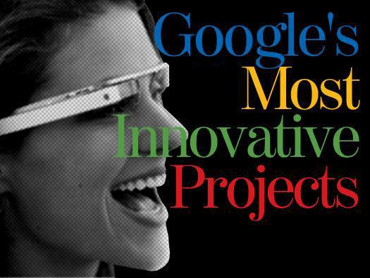 In Pictures: Google's most innovative projects