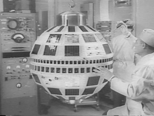 In Pictures: Telstar at 50 - The little satellite that launched an industry