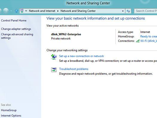 In Pictures: 12 new network features in Windows 8