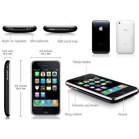 3G iPhone at a glance