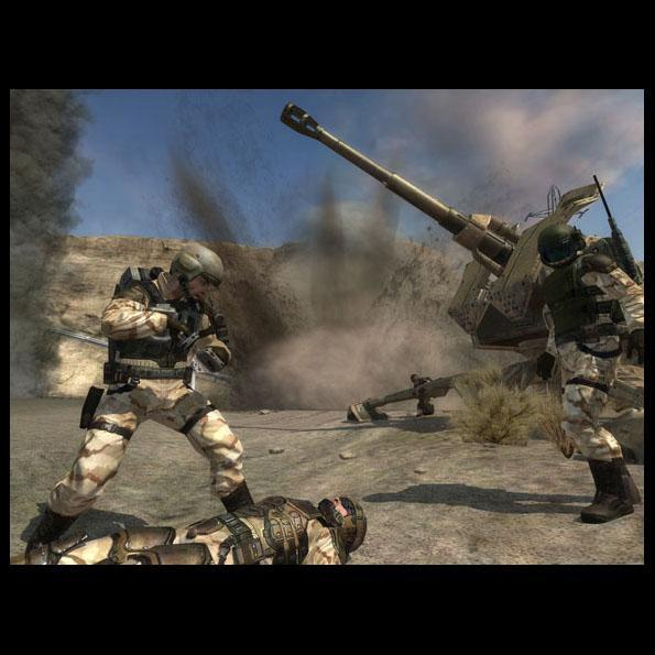 In pictures: Enemy Territory: Quake Wars (PS3)