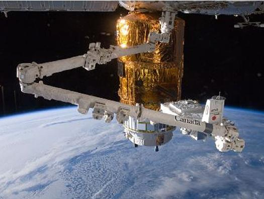 In Pictures: NASA's hot radiation mission