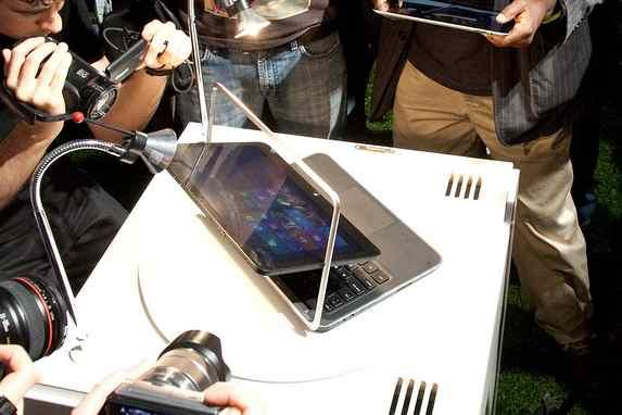 New Windows 8 laptops and hybrid tablet devices