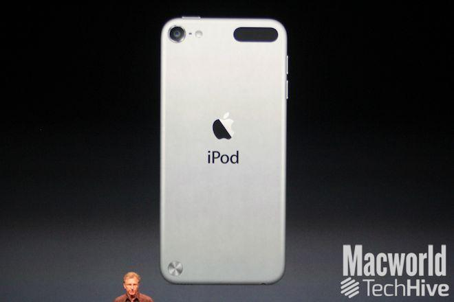 IN PICTURES: Apple iPhone 5 unveiling - products and the event (21 photos)