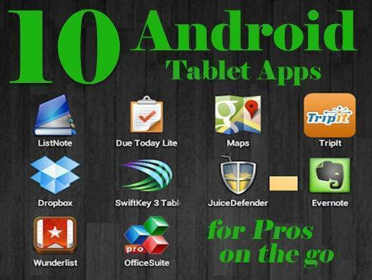 In Pictures: 10 Android tablet apps for IT pros on the go