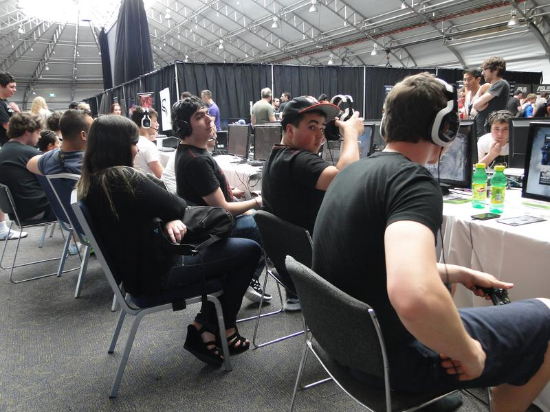 IN PICTURES: EB Expo 2012 in Sydney, part 1 (50 photos)