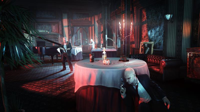 IN PICTURES: Stalking Hitman: Absolution in Sydney