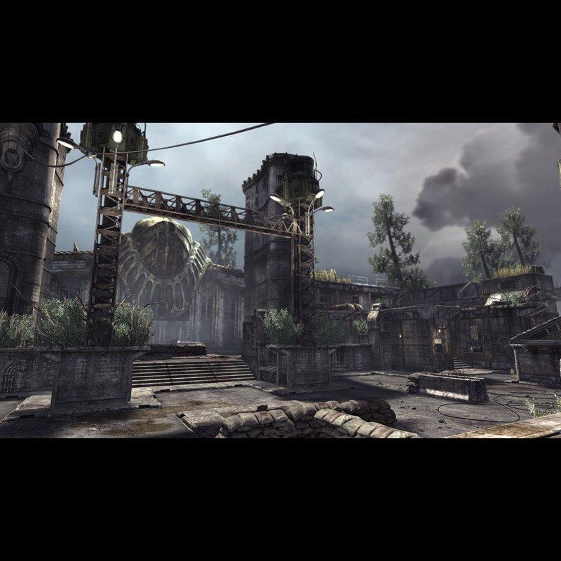 The graphical glory of Gears of War 2