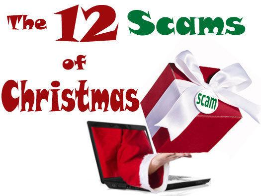 In pictures: 12 scams of Christmas and how to avoid them