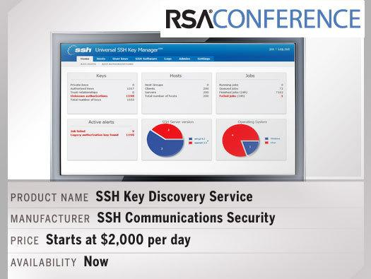 In Pictures: Hottest products at RSA Conference 2013