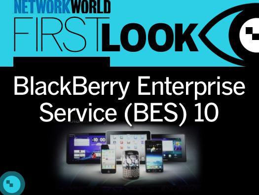 In Pictures: BlackBerry Enterprise Service (BES)10
