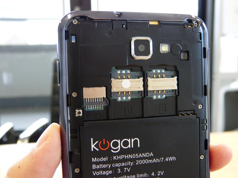 Hands-on with the Kogan Agora Android smartphone