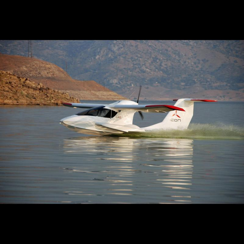 The Icon A5 -- a flying car?