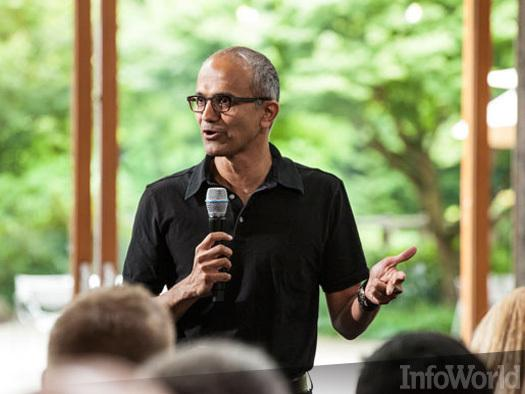 In Pictures: CEOs Microsoft missed