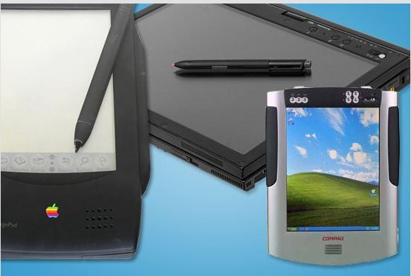 In Pictures: The tablet's tortured past - 8 failures that led to the slates we use today