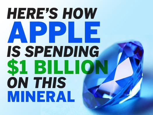 In Pictures: Here's how Apple is spending $1 billion on sapphire
