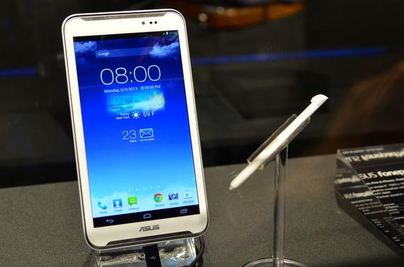 The ASUS Fonepad Note FHD 6 has a large 6in screen.