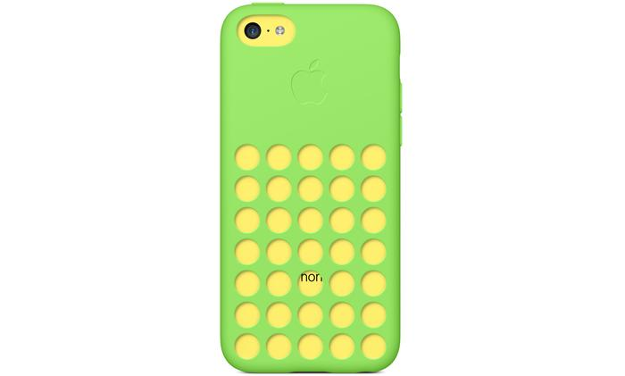 The Apple iPhone 5c case. ($39)