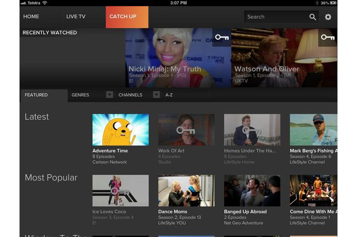 Foxtel Go: Coming soon to Android?