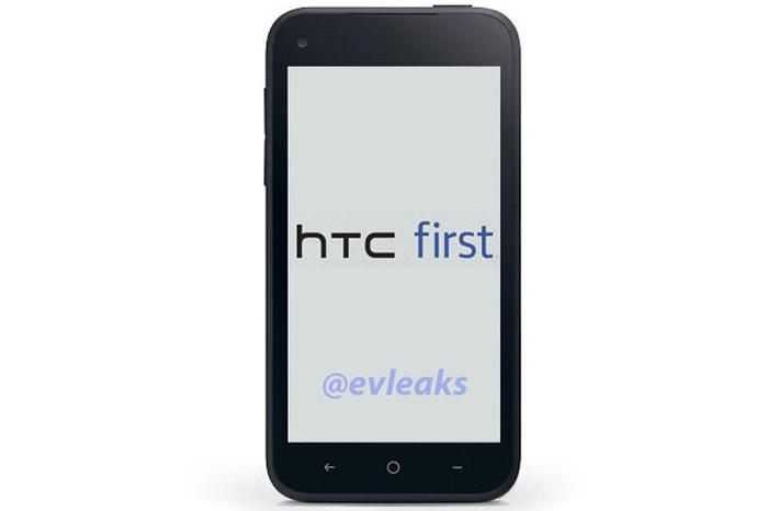 Is the HTC First Facebook's smartphone?