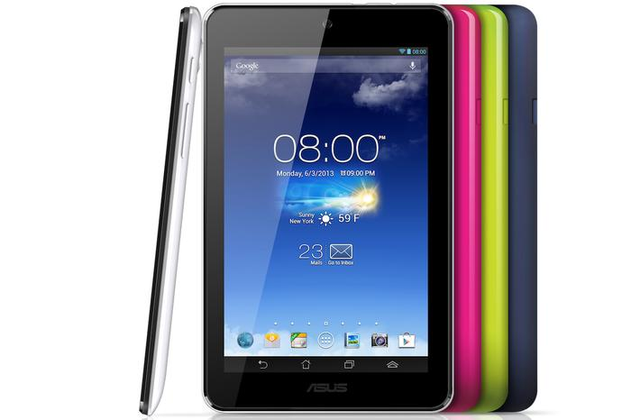 The MeMo Pad HD 7 also has a 7in IPS screen with a resolution of 1280x800.