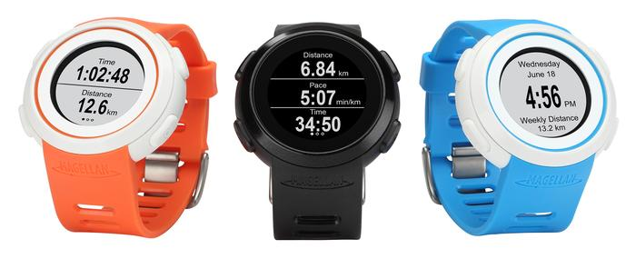 The Magellan Echo fitness smartwatch will be available in Australia from November.