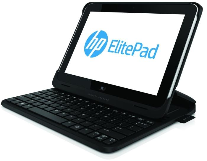 The Productivity Jacket can turn the ElitePad 900 into a tablet... err notebook (sorry).