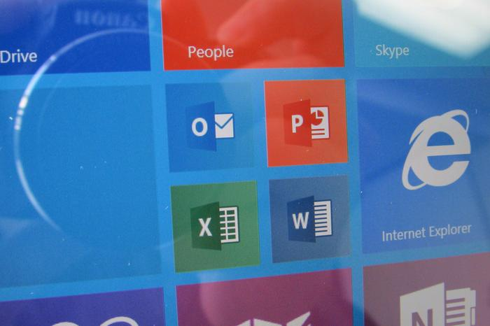 One of the Surface 2's greatest selling points is its inclusion of Microsoft Office 2013 RT with Word, Excel, PowerPoint, OneNote and Outlook.