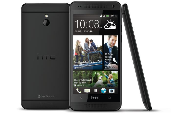 "Vodafone will exclusively sell the ""stealth black"" version of the HTC One Mini."