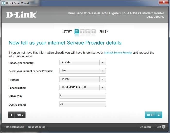 The CD set-up procedure is the one you need to use if you want to quickly register the router with D-Link's cloud service.