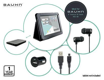 Aldi's 8in tablet accessories pack ($19.99).