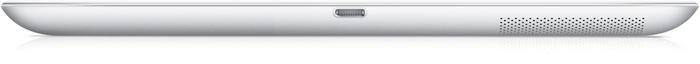 The new fourth generation iPad includes Apple's new 8-pin Lightning connector