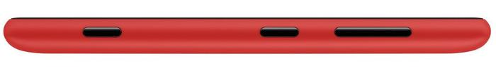 The Lumia 720 has a relatively slim profile at 9mm and uses a polycarbonate, unibody design.