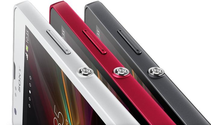 The Xperia SP will be available in black, metallic red and metallic white variants.