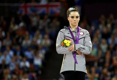 My feelings about the Bowflex Boost, as illustrated by McKayla Maroney.