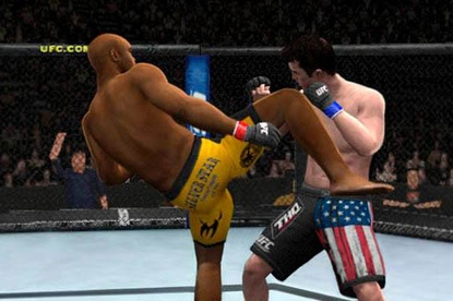 THQ UFC Undisputed 2010