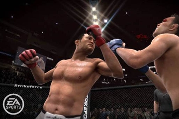 EA Games EA Sports MMA