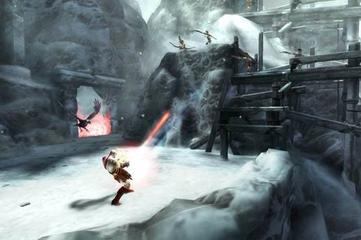 SCEA God of War: Ghost of Sparta