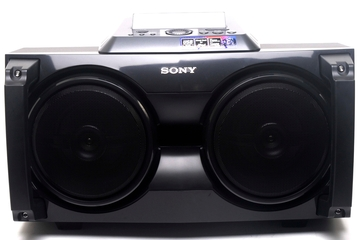 Sony Mini MUTEKI iPod Dock Hi-Fi System