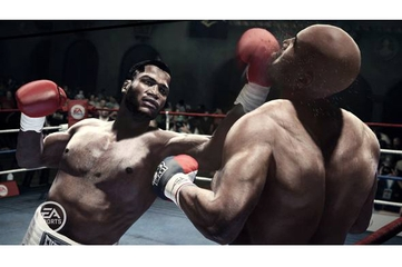 EA Games Fight Night Champion