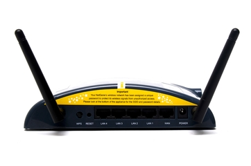 Cyberoam NetGenie Home Wireless Router