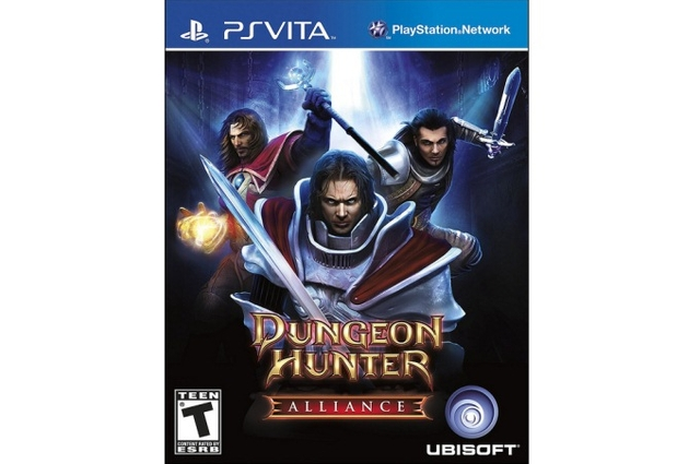 Ubisoft Dungeon Hunter Alliance (PS Vita)