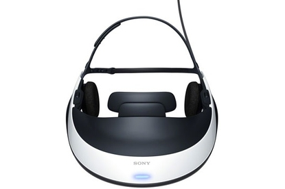 Sony Personal 3D Viewer (HMZ-T1)