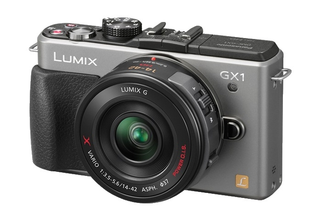 Panasonic LUMIX DMC-GX1 camera