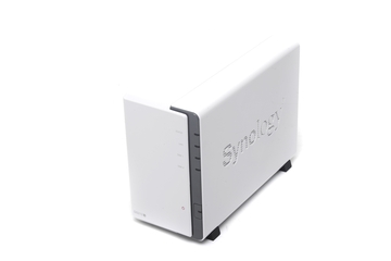 Synology DiskStation DS212j NAS device