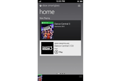 Microsoft Xbox SmartGlass for iOS