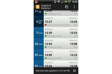 Grosoft TripView (with real-time bus updates)