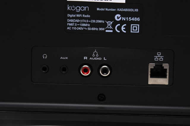 Kogan Deluxe Digital Internet Radio