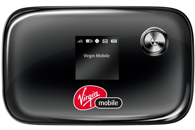Virgin Mobile Australia 4G WiFi Modem